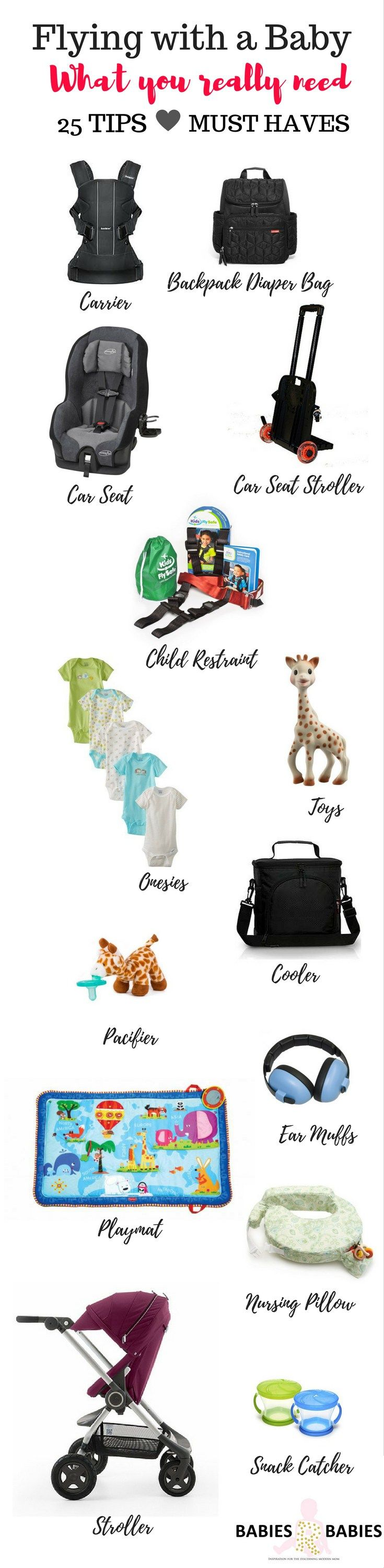 FLYING WITH A BABY.TIPS FOR FLYING WITH BABY AND MUST-HAVES FOR THE FLIGHT