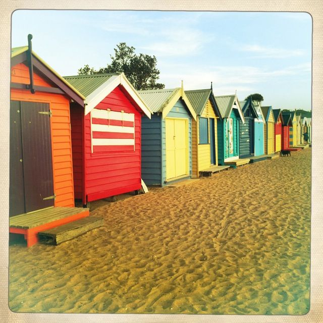 Mmm.......Brighton Beach.......home!