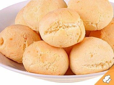 Бразильские булочки с сыром