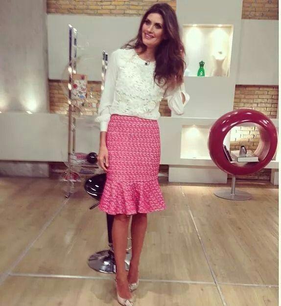 Isabella Fiorentino para Esquadrão da Moda! -