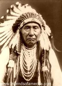 Chief Joseph - Leader of the Nez Perce and a True American