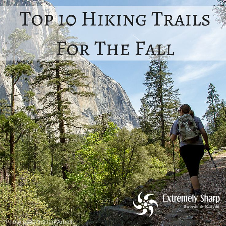 Top 10 Amazing Hiking Trails in the U.S   Don't go on an ordinary hike. Extremely-Sharp.com did some digging and found the TOP 10 Amazing hiking areas. Need to pin these for later. #hiking #trails