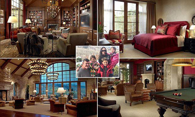 Inside James Packer's lavish Aspen property