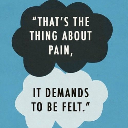 The Fault In Our Stars / John Green / Book Quote, I will crie with you if you read the fault in ou stars