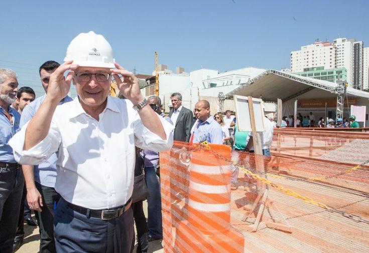 Em plena crise de abastecimento, Alckmin será premiado por gestão de recursos hídricos em SP