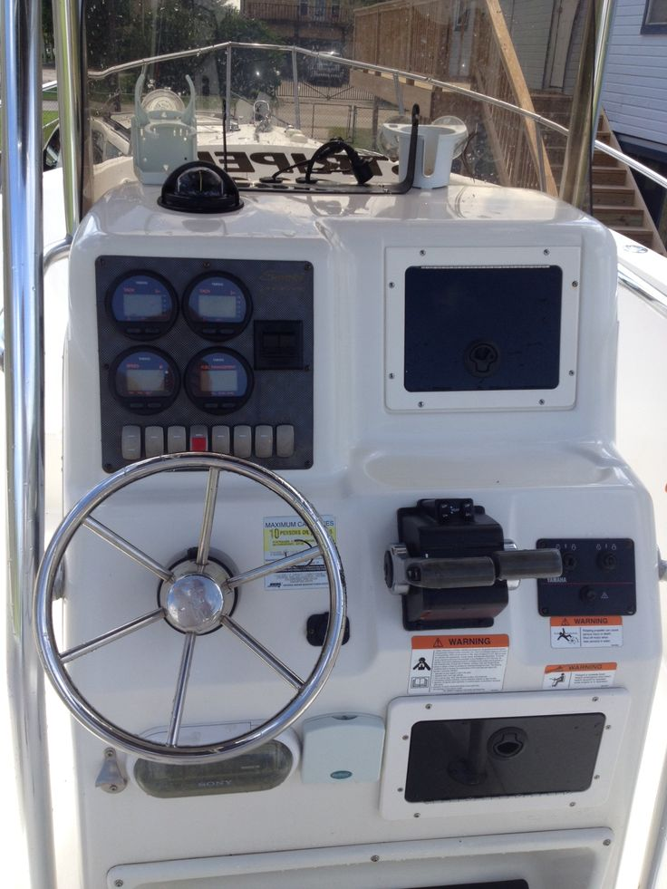 2004 Sea Swirl Striper 2300 Center Consoles Twin 4 Stroke Yamahas Low Hours And Clean