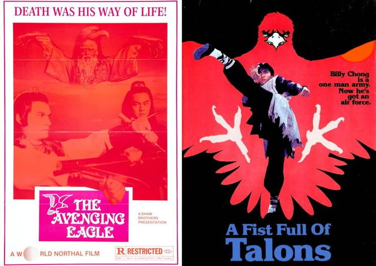 New Beverly Cinema - November 18: The Avenging Eagle // A Fist Full of Talons