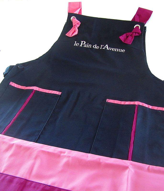 Estola tejana rosa personalizada