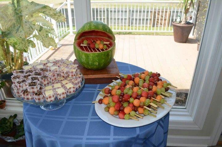Wedding Food Ideas Get Creative I Do Knot: Wedding Shower In 2019