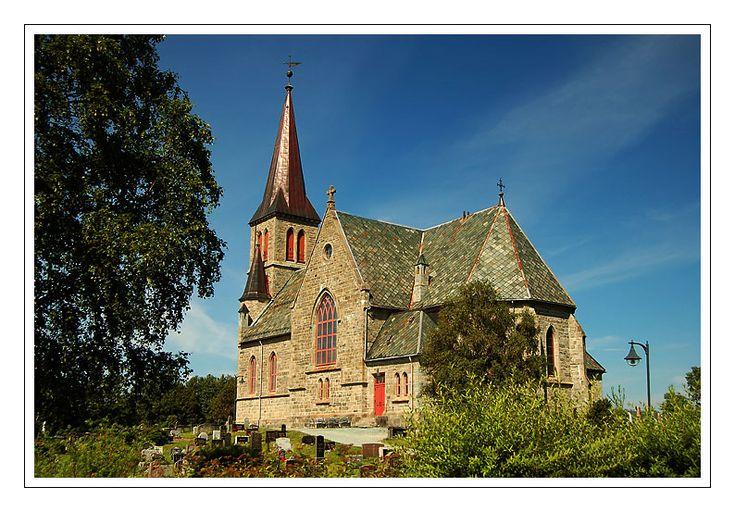 Stone Church - Melhus, Sor-Trondelag