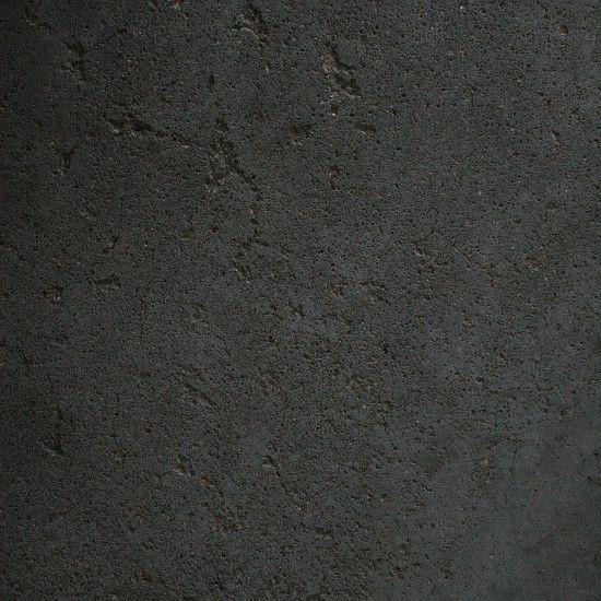 Dark Grey Concrete Texture Kitchen Island Punta