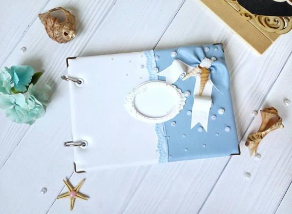 Check out this item in my Etsy shop https://www.etsy.com/listing/506775103/beach-wedding-guest-book-custom-guest