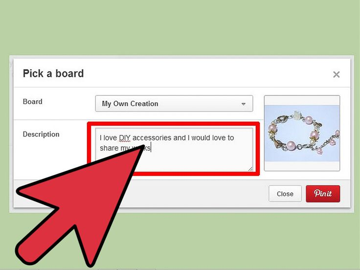 How to Upload Photos on Pinterest -- via wikiHow.com