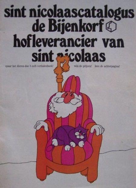 De Bijenkorf 1972