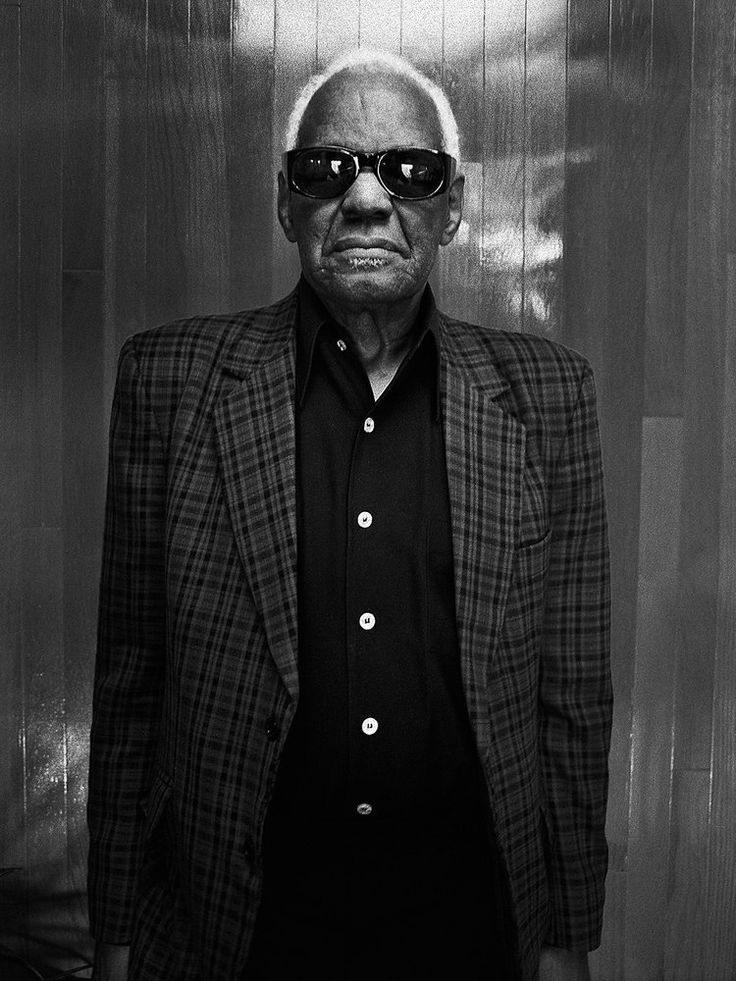 best ray charles singer piano images ray  late 2003 early 2004 ray charles at rpm studios in la photo by