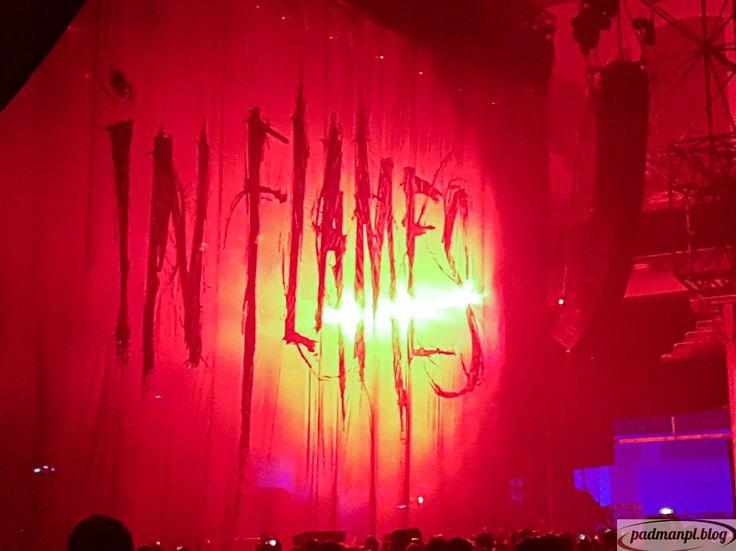 In Flames waren in der Festhalle Frankfurt. Meinen Konzertbericht hierzu gibt es auf meinem Blog #in #flames #inflames #musik #music #concert #konzert #bericht #konzertbericht #bild #bilder #blog #frankfurt #frankfurtammain #frankfurtmain #ffm #festhalle #festhallefrankfurt #melodic #death #metal #melodicdeathmetal #live