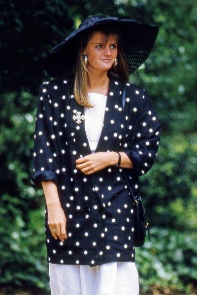Gallery – Sloanes in the 80s - Diana, Princess of Wales, Yasmin Le Bon, Sarah Ferguson, Nigella Lawson in the 80s - 80s fashion pictures - Tatler