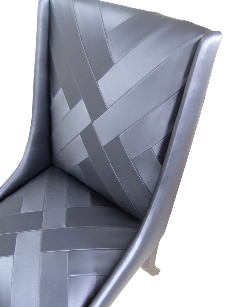Chevron Dining Chair