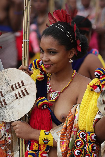 Royal Princess Temashayina of Swaziland,