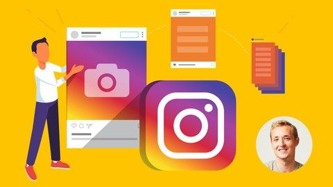 Free] Instagram Masterclass 2018: Grow from 0 to 40k in 4
