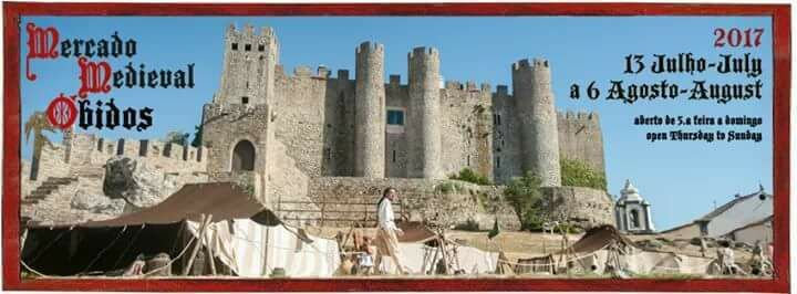 Events - Medieval Fair - Óbidos Turismo