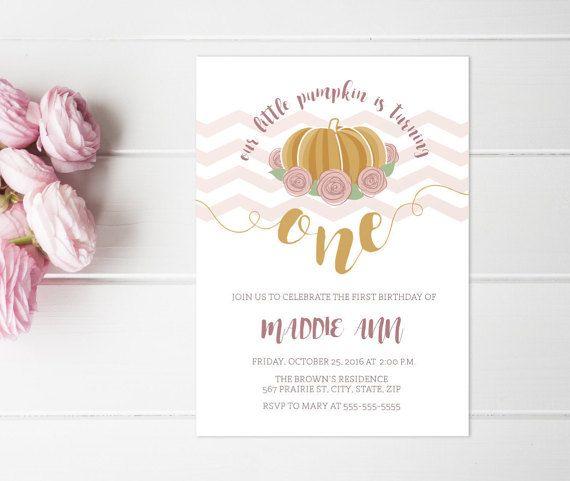 Best 20 Pumpkin 1st birthdays ideas on Pinterest