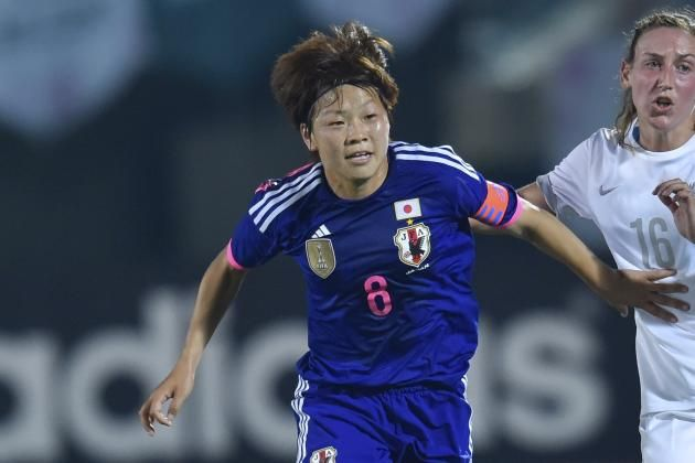 Aya Miyama - Japan Football