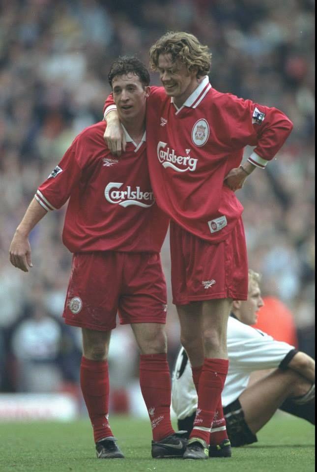 Robbie Fowler & Steve McManaman