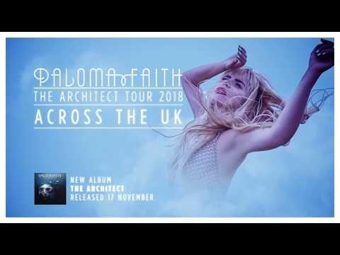 Paloma Faith Tour Tickets 2018