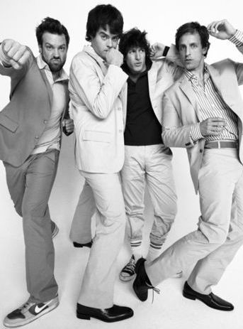 Jason Sudeikis, Bill Hader, Andy Samberg, Seth Meyers My SNL Faves