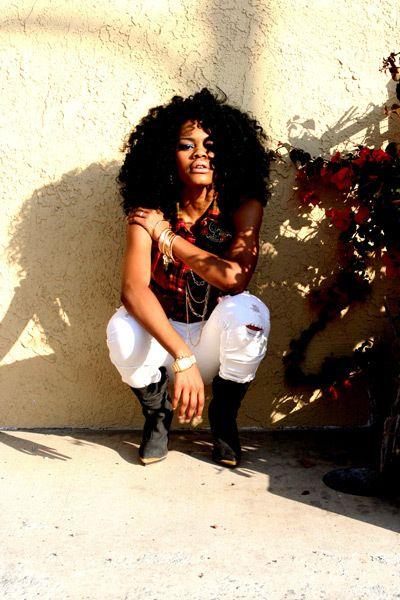 black girl swag   black girls #swag #teyona taylor #hip hop #style
