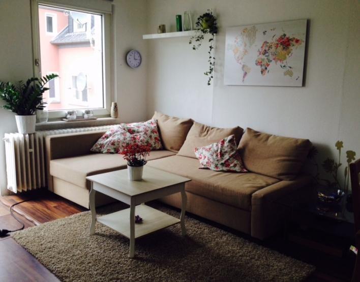 Bitte teilen! Wunderschön möblierte Wohnung 2 min. von Dortmunder HBF entfernt - Wohnung in Dortmund-Mitte