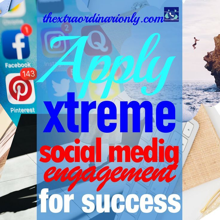 Pin on Xtreme Social Media Engagement Success