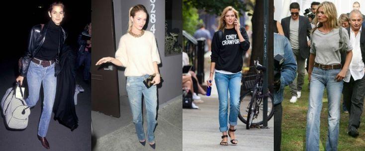 10 Μοντέλα Που Μας Κάνουν Να Θέλουμε Να Φοράμε Jeans Κάθε Μέρα
