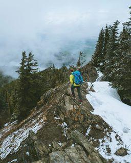 Elk mountain: Fraser Valley - Intermediate, 4hrs, 7km, 800m Elv. gain .... Picture credit @rjbruni (insta)