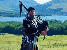 Skót felföld, Skócia