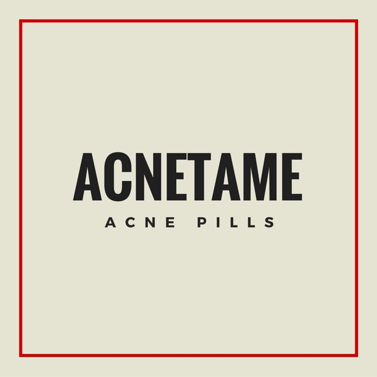 What make acne pills work so well? Acnetame in particular contains natural ingredients including vitamins and minerals which have been shown in studies to help combat acne because of their anti-inflammatory and hormone balancing properties. This same stack has been used by holistic doctors around the world for treating breakouts.