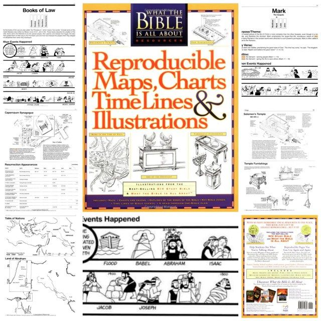 FREE Printable Bible Timeline Cards Words, Wit  Wisdom Bible