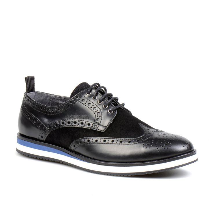 CR7 Infante Wingtip Polished – Portugal Footwear