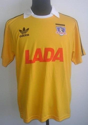 Camisetas Colo Colo 1991
