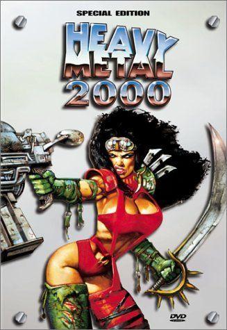 Heavy Metal 2000 2000