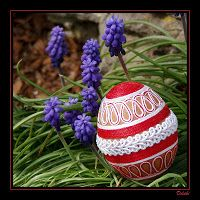 Easter egg - velikonoční vajíčka