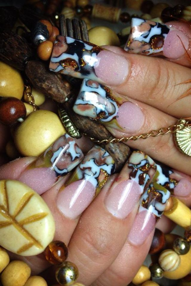 121 best Nailed it!! images on Pinterest | Nail decorations, Nail ...