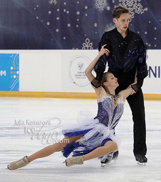 Adelina Zvezdova & Uladzimir Zaitsau (BLR)