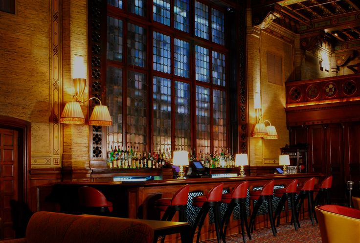 Home to New York's Most Refreshingly Civilized Places To Meet. Hospitality Holdings is the group behind The Campbell Apartment, The World Bar, The Carnegie Club, Bookmarks, Madison & Vine, DAG'S Patio Café, The House, Lexington's, and The Falls Cafe.