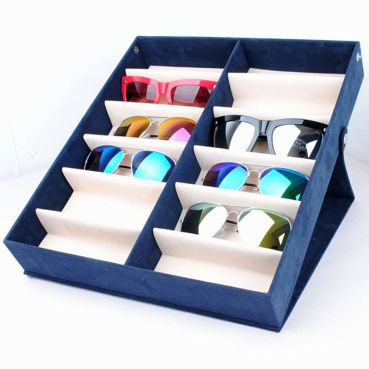 10 best ideas about sunglasses organizer on