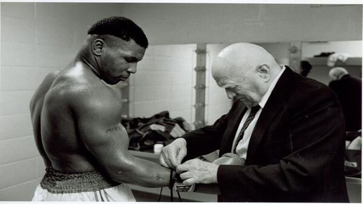 What Can Mike Tyson's First Trainer Teach You About Your Mind?