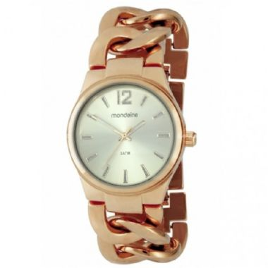 94486LPMFRS2  Relógio Feminino Rosê Guess