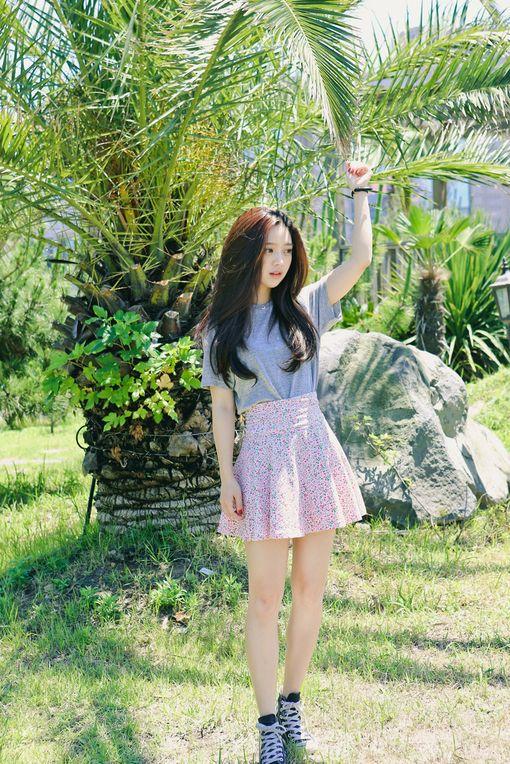 A korean girl turn off her cstring 1