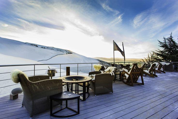 Reabren el Lodge! el hotel más lujoso de Sierra Nevada! Reserva ya en http://viajesflamenco.com